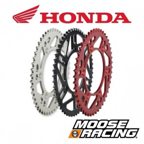 MOOSE RACING ALUMINIUM ACHTERTANDWIEL - HONDA