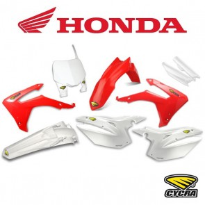 CYCRA POWERFLOW BODYKIT KAPPENSET COMPLEET - HONDA