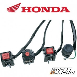 MOOSE RACING KILL SWITCH / STOPKNOP - HONDA