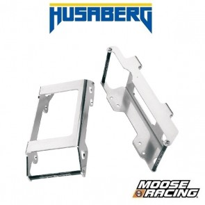 MOOSE RACING RADIATOR BEUGELS - HUSABERG