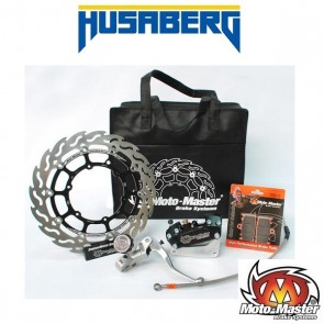 MOTOMASTER FLAME SUPERMOTO RACING KIT 300MM / 320MM - HUSABERG