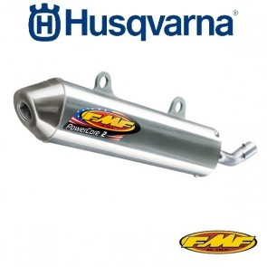 FMF POWERCORE 2 UITLAAT - HUSQVARNA