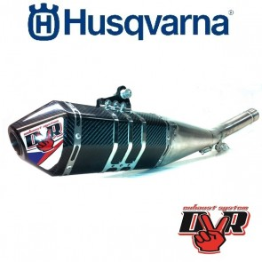 DVR EXHAUST MX/ENDURO - HUSQVARNA