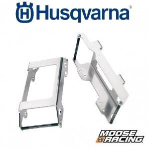 MOOSE RACING RADIATOR BEUGELS - HUSQVARNA