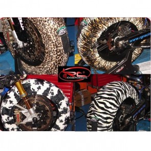 IRC SUPERMOTO ANIMAL BANDENWARMER SET