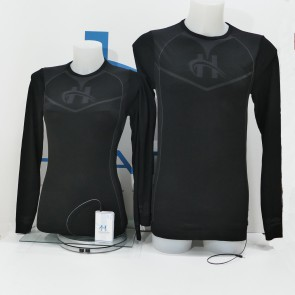 IRC COMPONENTS VERWARMDE SHIRT