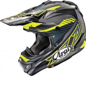 ARAI MX-V - SLASH BLACK