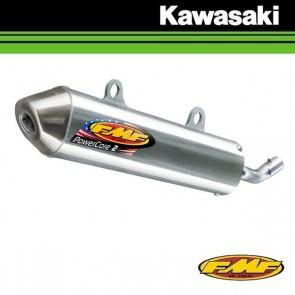 FMF POWERCORE 2 UITLAAT - KAWASAKI