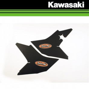 TWIN AIR AIRBOX STICKER - KAWASAKI