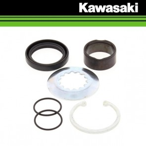MOOSE RACING VOORTANDWIEL KEERING SET - KAWASAKI