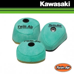 TWIN AIR PRE-OILED LUCHTFILTER - KAWASAKI