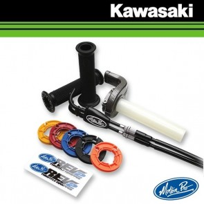 MOTION PRO REV 2 SNELGAS KIT - KAWASAKI