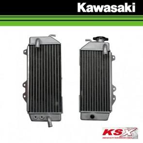 KSX RADIATEUR LINKS / RECHTS / SET - KAWASAKI