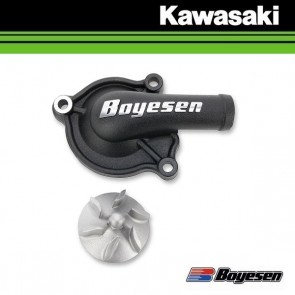 BOYESEN SUPERCOOLER WATERPOMP KIT - KAWASAKI