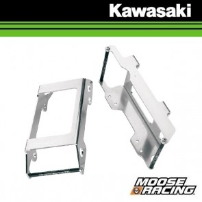 MOOSE RACING RADIATOR BEUGELS - KAWASAKI