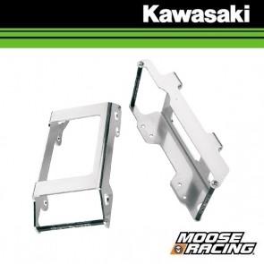 MOOSE RACING RADIATOR BEUGELS - KAWASAKI