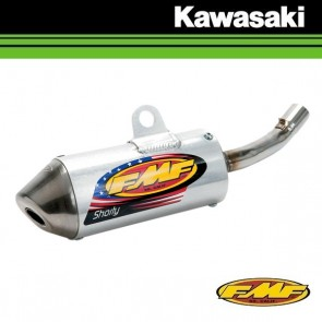 FMF SHORTY 2T UITLAAT - KAWASAKI