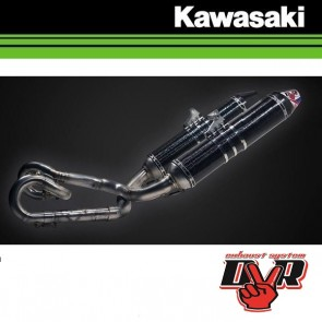 DVR EXHAUST SUPERMOTO - KAWASAKI