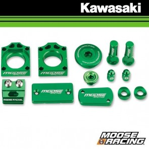 MOOSE RACING GEANODISEERD ACCESSOIRE PACK - KAWASAKI