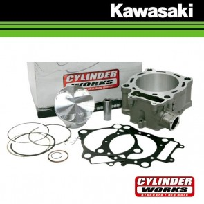 CYLINDER WORKS CILINDER KIT STND/HI-COMP/BIG BORE - KAWASAKI