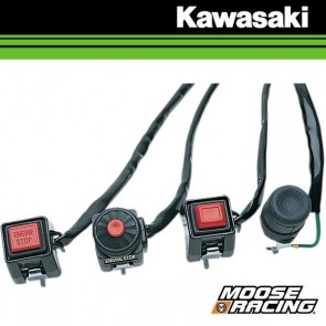 MOOSE RACING KILL SWITCH / STOPKNOP - KAWASAKI
