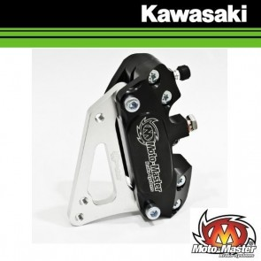 MOTOMASTER SUPERMOTO REMKLAUW + ADAPTER - KAWASAKI