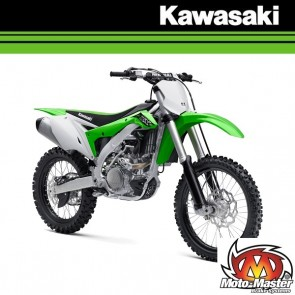 MOTOMASTER REMBLOKKEN COMPOUND 11 - VOOR & ACHTER - KAWASAKI