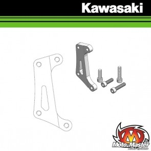 MOTOMASTER 300MM RACING REMKLAUW ADAPTER - KAWASAKI