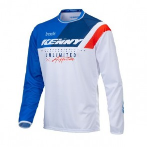 KENNY CROSS SHIRT - TRACK PATRIOT