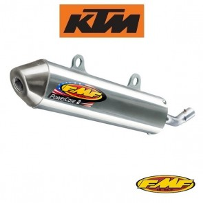 FMF POWERCORE 2 UITLAAT - KTM