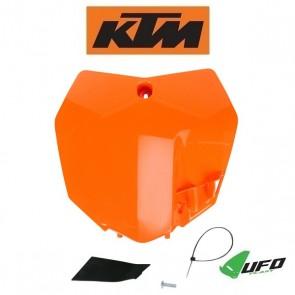 UFO VOORNUMMERPLAAT - KTM
