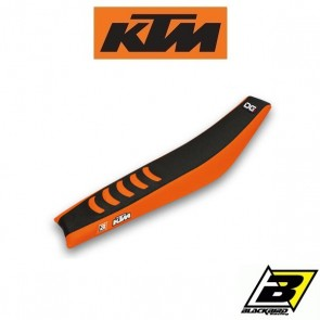 BLACKBIRD DOUBLE GRIP 3 ANTI-SLIP ZADELOVERTREK - KTM