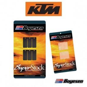 BOYESEN SUPER STOCK MEMBRAANPLAATJES - KTM