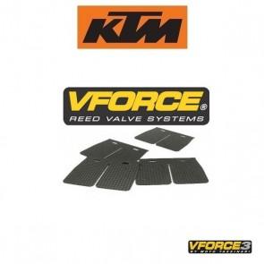 V-FORCE 3 MEMBRAANPLAATJES - KTM