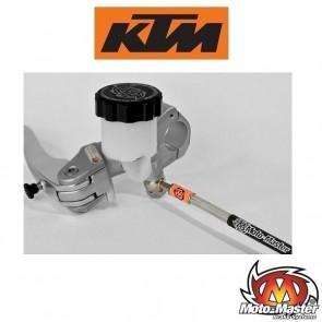 MOTOMASTER STALEN REMLEIDINGEN VOOR (ICM RADIAAL REMPOMP) - KTM