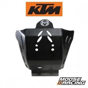 MOOSE RACING BODEMPLAAT - KTM