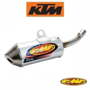 FMF SHORTY 2T UITLAAT - KTM
