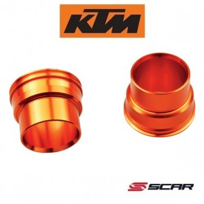 SCAR WIEL SPACERS - KTM