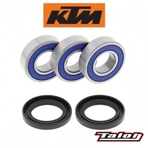 MOOSE RACING WIELLAGERKIT TBV TALON NAVEN ACHTER - KTM