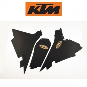 TWIN AIR AIRBOX STICKER - KTM