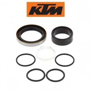 MOOSE RACING VOORTANDWIEL KEERING SET - KTM