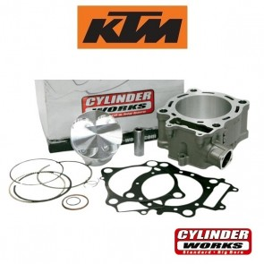 CYLINDER WORKS CILINDER KIT STND/HI-COMP/BIG BORE - KTM