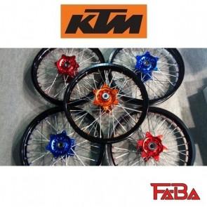FA-BA WHEELS MOTOCROSS/ ENDURO WIELEN KTM