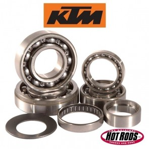 HOT RODS VERSNELLINGSBAK LAGERS KIT - KTM