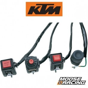 MOOSE RACING KILL SWITCH / STOPKNOP - KTM