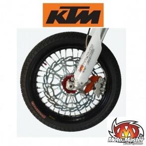 MOTOMASTER 320MM STREET SUPERMOTO VOORREMSCHIJF - KTM