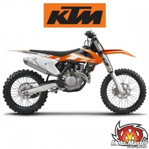 MOTOMASTER REMBLOKKEN COMPOUND 11 - VOOR & ACHTER - KTM