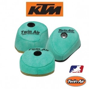 TWIN AIR SUPERMOTO PRE-OILED LUCHTFILTER - KTM