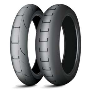 MICHELIN SUPERMOTO SLICK SOFT SM 17B 12/60 - 17