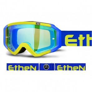 ETHEN 05 ZEROCINQUE - TOP GEEL/BLAUW